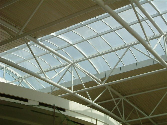 钢结构工程设计--四川新宇空间钢结构工程有限公司